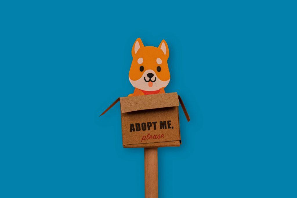 Lápis solidário Cão 1
